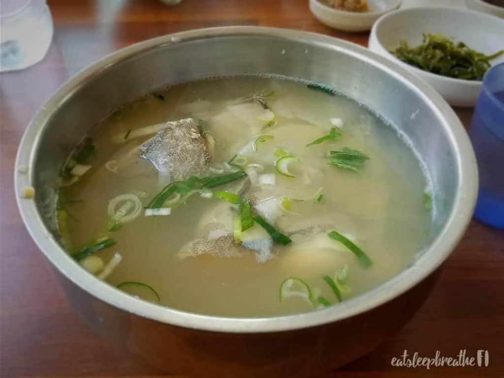 esbfi pufferfish stew